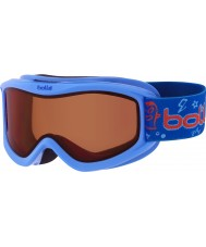 Bolle 21514 AMP Blue Monster - Citrus Dark Ski Goggles - 3-8 Years
