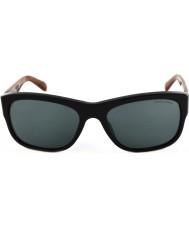 Polo Ralph Lauren PH4072 57 Shiny Black 539887 Sunglasses