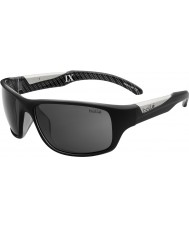 Bolle Vibe Shiny Black TP9 Polarized TNS Sunglasses
