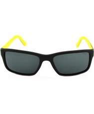 Polo Ralph Lauren PH4076 57 Matte Black 524487 Sunglasses