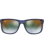 RayBan Justin RB4165 55 6341T0 Sunglasses
