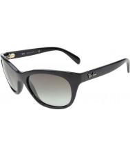 RayBan RB4216 56 Highstreet Black 601-11 Sunglasses