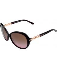 Michael Kors MK2008B 58 Andorra Pink Sparkle 304014 Sunglasses