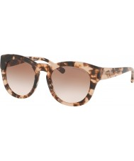 Michael Kors MK2037 50 Summer Breeze Pink Tortoiseshell 322513 Sunglasses