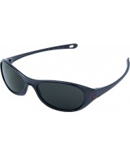 Cebe Gecko (Age 5-7) Shiny Black 2000 Grey Sunglasses