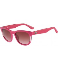 Lacoste L739S Fuchsia Sunglasses