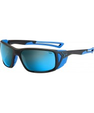 Cebe Proguide Matt Black Blue 4000 Grey Mineral Blue Sunglasses