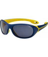 Cebe Simba (Age 5-7) Night Blue Yellow Sunglasses