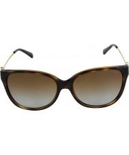 Michael Kors MK6006 57 Marrakesh Dark Tortoiseshell 3006T5 Polarized Sunglasses