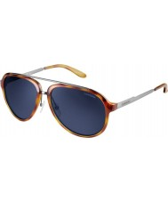 Carrera Mens Carrera 96-S TJJ KU Havana Dark Ruthenium Sunglasses