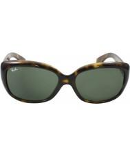 RayBan RB4101 58 Jackie OHH Light Tortoiseshell 710 Sunglasses