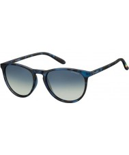Polaroid PLD6003-N SEC Z7 Havana Blue Polarized Sunglasses