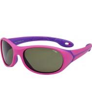 Cebe Simba (Age 5-7) Dark Pink Sunglasses