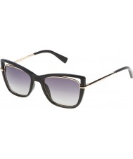 Furla Ladies Miranda SU4960-0Z42 Shiny Black Sunglasses