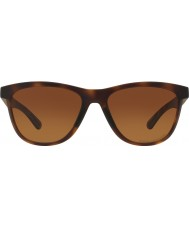 Oakley OO9320-04 Moonlighter Brown Tortoiseshell - Brown Gradient Polarized Sunglasses