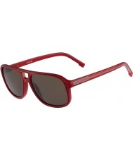 Lacoste Mens L742S Red Sunglasses