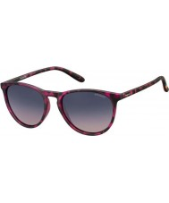 Polaroid PLD6003-N SRR Q2 Havana Fuchsia Polarized Sunglasses