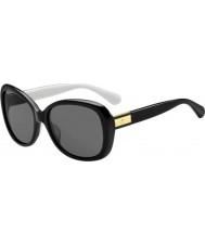 Kate Spade New York Ladies Judyann-P-S 9HT M9 Sunglasses