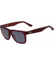 Lacoste L732S Red Matte Sunglasses