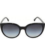 Emporio Armani EA4043 55 Essential Leisure Black 50178G Sunglasses