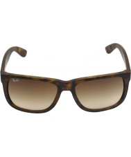 RayBan RB4165 Justin Light Tortoiseshell - Brown