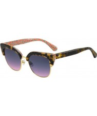 Kate Spade New York Ladies Karri-S 2NL FF Sunglasses