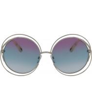 Chloe Ladies CE114SD 814 58 Carlina Sunglasses
