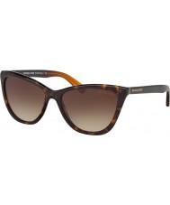 Michael Kors MK2040 57 Divya Dark Tortoiseshell 321713 Sunglasses