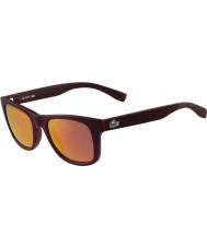 Lacoste L790S Matte Burgundy Sunglasses