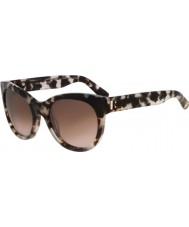 Calvin Klein Collection CK7952S Blush Tortoiseshell Sunglasses