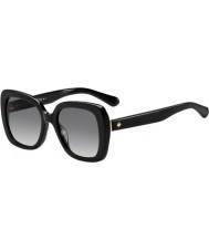 Kate Spade New York Ladies Krystalyn-S 807 9O Sunglasses