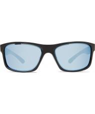 Revo RE4071 Harness Black - Blue Water Polarized Sunglasses