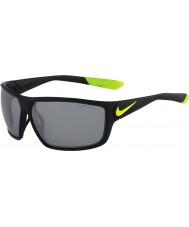 Nike EV0865 Ignition R  Matte Black Sunglasses