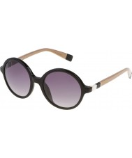 Furla Ladies Lola SU4966-700Y Shiny Black Sunglasses