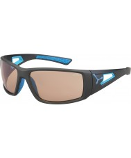 Cebe Session Matt Grey Blue Variochrom Perfo Sunglasses