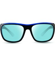 Revo RE1023 Remus Black Blue - Blue Water Polarized Sunglasses
