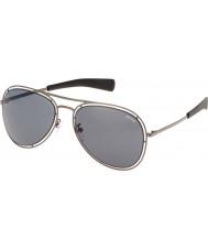 Police Mens Offside 3 S8960-627 Matt Gunmetal Sunglasses