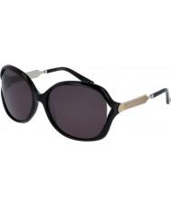 Gucci Ladies GG0076SK 001 62 Sunglasses