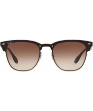 RayBan Blaze Clubmaster RB3576N 41 041 13 Sunglasses