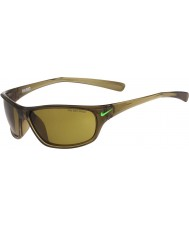 Nike EV0603 Rabid Moss Brown Sunglasses