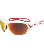 Cebe CBSTL11 S-Track White Sunglasses