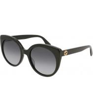 Gucci Ladies GG0325S 001 55 Sunglasses
