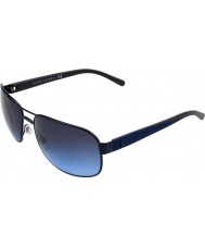 Polo Ralph Lauren PH3093 62 Casual Living Matt Blue 91198F Sunglasses