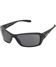 Cebe Motion Shiny Black Polarized Sunglasses