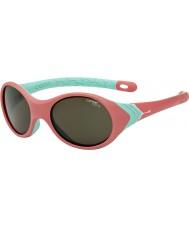 Cebe Kanga (Age 1-3) Rose Turquoise Sunglasses