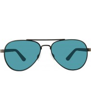 Revo RBV1000 Bono Signature Zifi Gunmetal - Blue Polarized Sunglasses