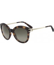 Longchamp Ladies LO604S 214 55 Sunglasses