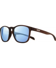 Revo RE5019 02BL 55 Hansen Sunglasses