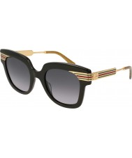 Gucci Ladies GG0281S 001 50 Sunglasses