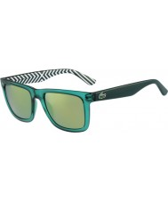 Lacoste Mens L750S Green Sunglasses